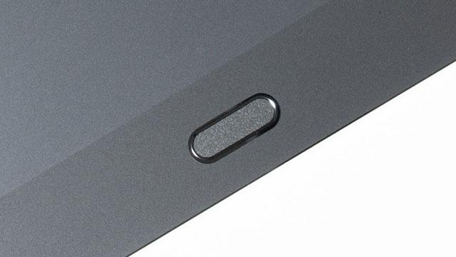 指紋認証センサー