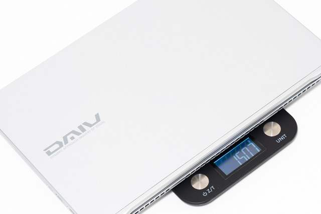 PCの重量